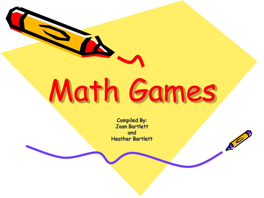 math games l.