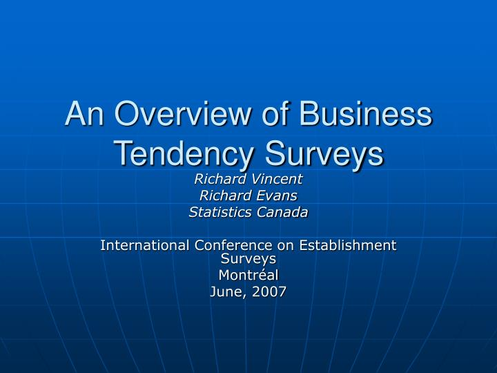 an overview of business Definition of business concept: an idea for a business that includes basic information such as the service or product, the target demographic.