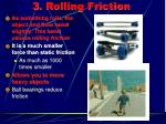 3 rolling friction