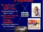 4 fluid friction