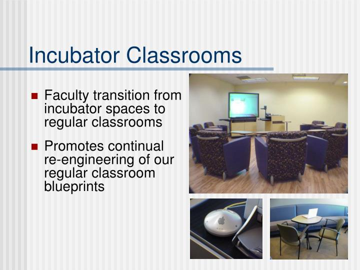 Incubator Classrooms