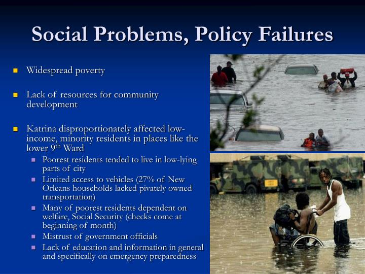 social problems in america This environment emphasized systemic causes of social problems and social action to remedy these problems notes 1 michael harrington, the other america (baltimore, md: penguin, 1971), p  american social policy in the 1960's and 1970's social welfare history project.