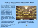 learning engagement staatsoper berlin