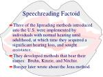 speechreading factoid1