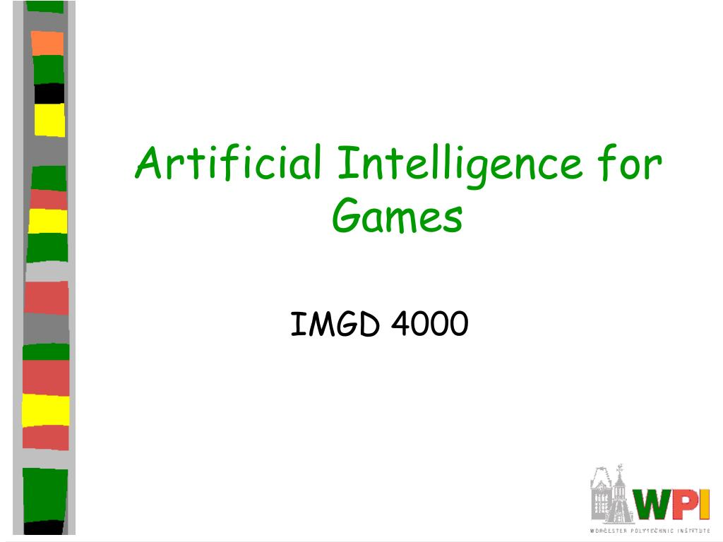 artificial intelligence for games l.