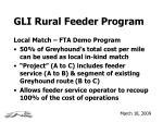 gli rural feeder program1