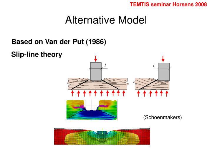 Alternative Model