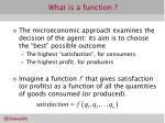 what is a function7