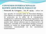 convenios internacionales ratificados por el paraguay3