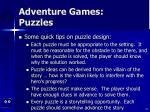 adventure games puzzles33