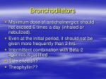 bronchodilators1