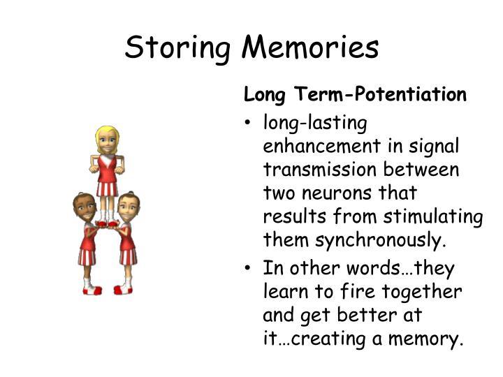 Storing Memories