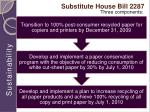 substitute house bill 2287