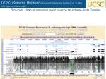 ucsc genome browser university california santa cruz usa http genome ucsc edu2