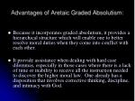 advantages of aretaic graded absolutism2