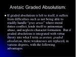 aretaic graded absolutism2