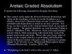 aretaic graded absolutism3