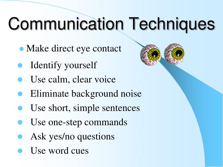 how communication skills are used in Recently, you can't seem to turn on the tv without coming across programmes putting to right the customer service skills of restaurants, hotels or retail operations.