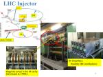 lhc injector