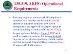 139 319 arff operational requirements5