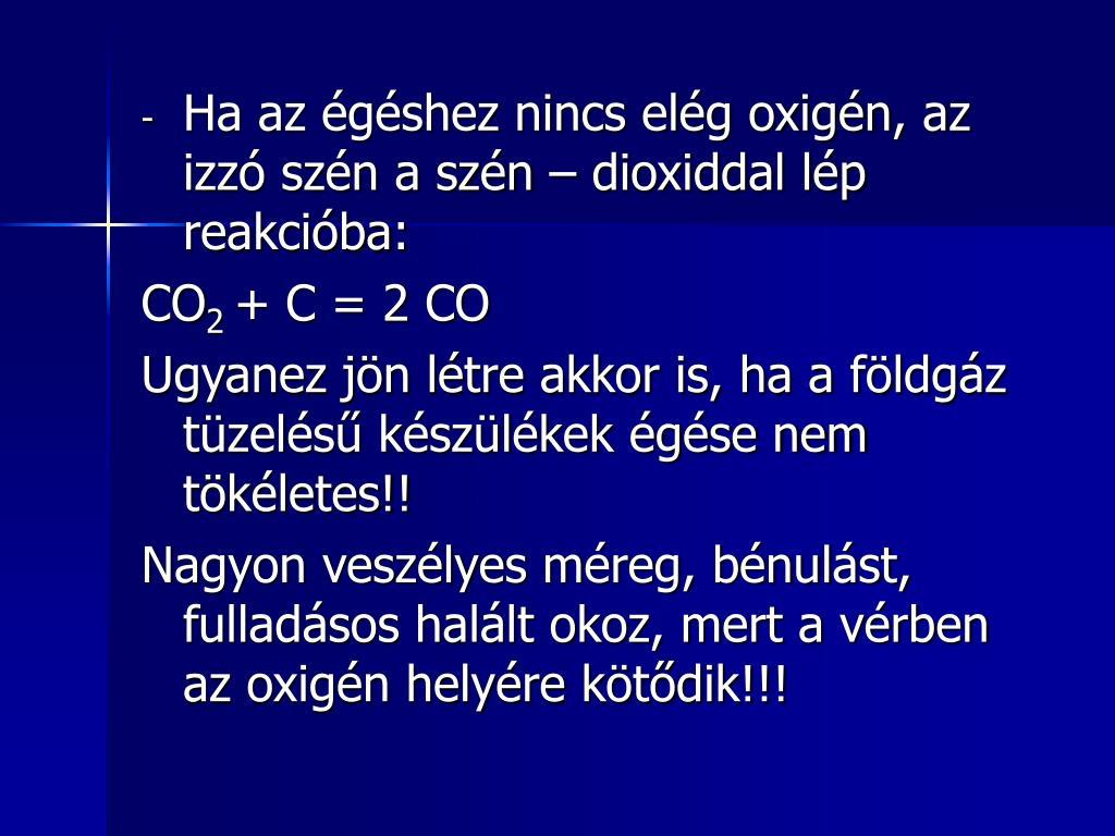 Szén-dioxid-felhasználás ppt