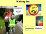 walking bus