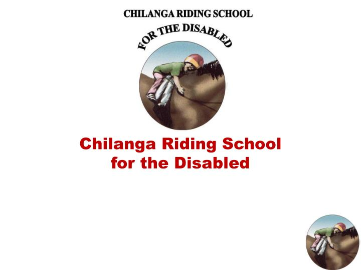 chilanga riding school for the disabled n.