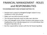 financial management roles and responsibilities2