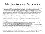 salvation army and sacraments7