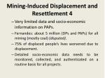 mining induced displacement and resettlement 4