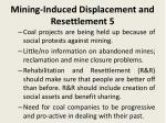 mining induced displacement and resettlement 5