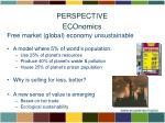 perspective economics