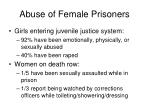 abuse of female prisoners1