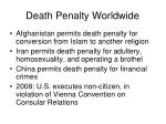death penalty worldwide2