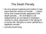 the death penalty1