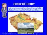 orlick hory