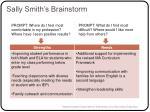 sally smith s brainstorm1