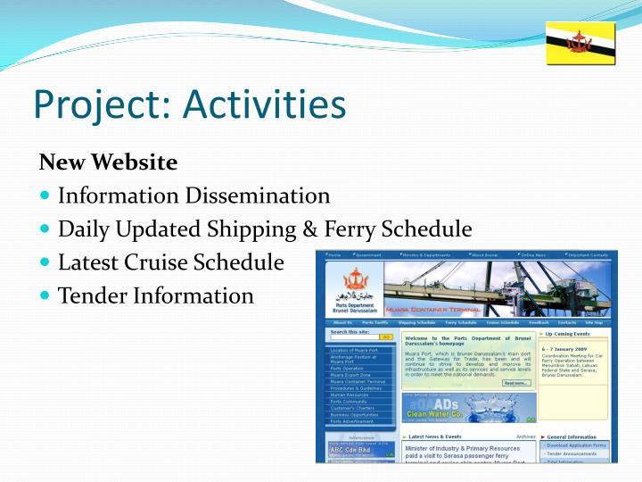 Ppt Updates On Muara Port Brunei Darussalam Powerpoint
