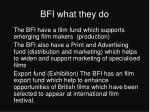 bfi what they do1