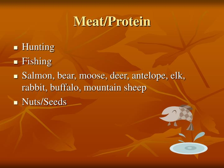 Meat/Protein
