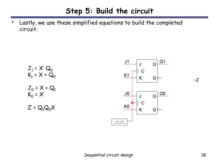 Step 5: Build the circuit