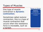 types of muscles5