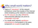 why small world matters