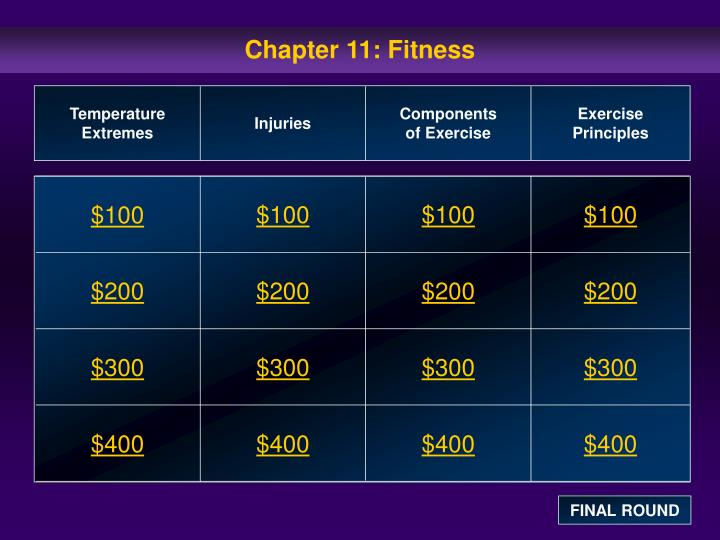 chapter 11 fitness n.