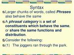 syntax2