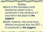 syntax6