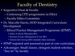 faculty of dentistry1
