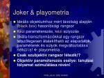 joker playometria