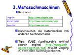 3 metasuchmaschinen