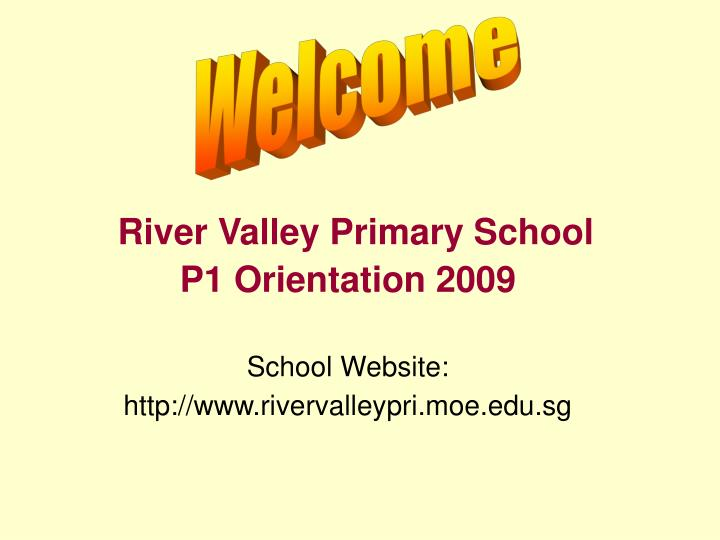 River Valley Primary School
